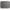Dienblad Mykonos 43 x 33 Houtskool Graniet
